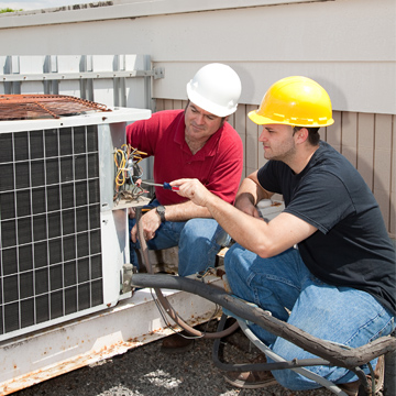 industrial ac and heating services